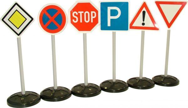 Indicatoare rutiere 1