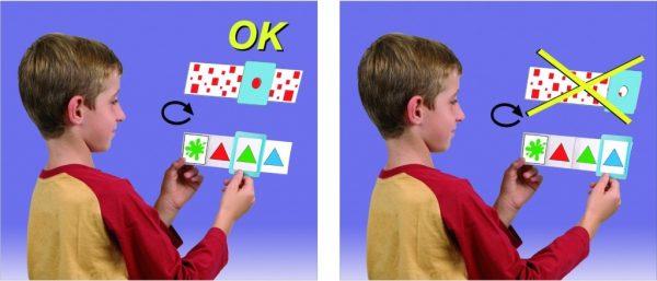 Joc logic - Forme geometrice 2