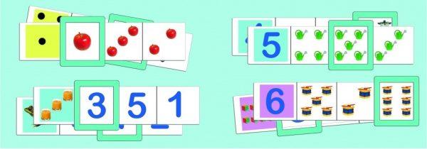 Joc logic - Numere 2