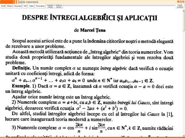 Pachet Excelenta Matematica 2
