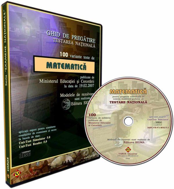 Ghid pregatire-evaluare Matematica EN 1
