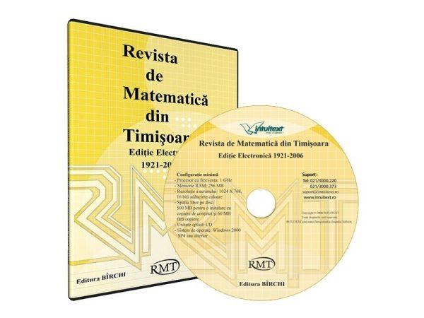 Revista Matematica Timisoara 1