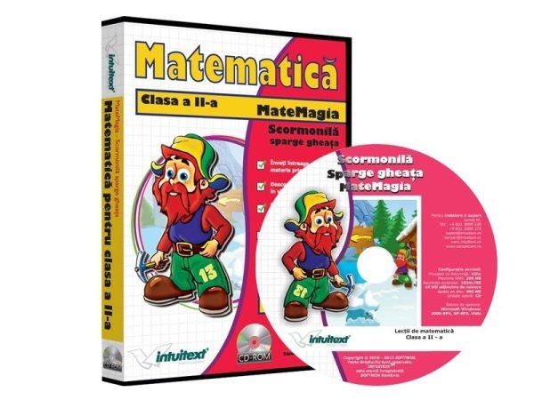 Matematica clasa a II-a, Vol. I 1