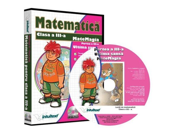Matematica clasa a III-a Vol.III 1