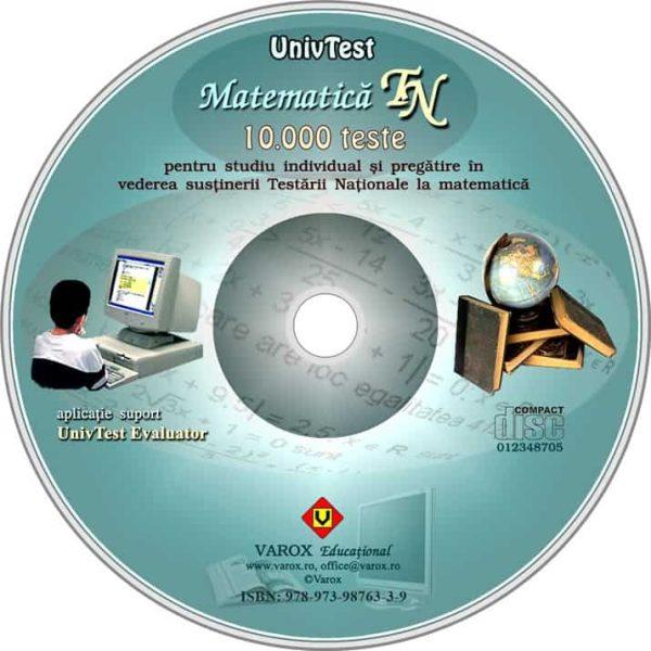 Ghid pregatire-evaluare Matematica TN 2007 - 10000 teste 3