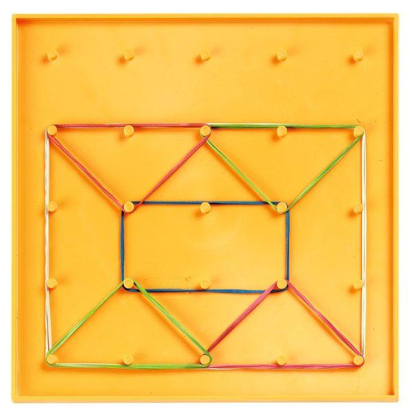 Tabla universala pentru figuri geometrice plane 2