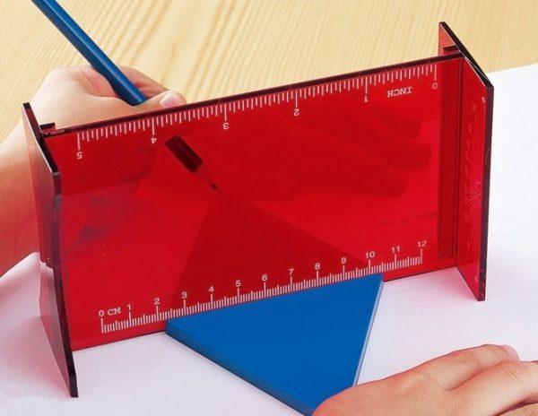 Oglinda simetrie complementara 2