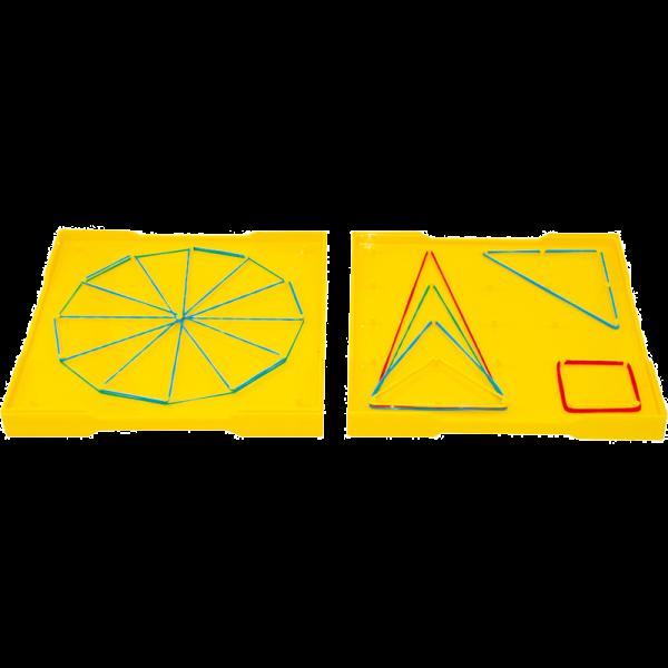 Tabla universala pentru figuri geometrice plane 8