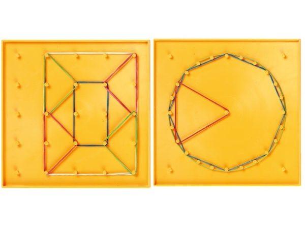 Tabla universala pentru figuri geometrice plane 1