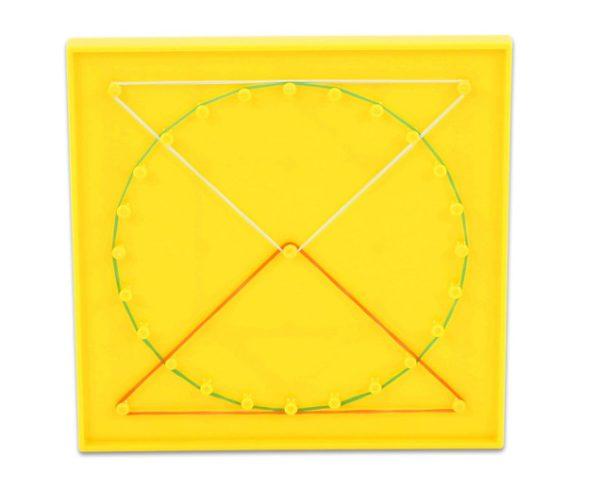 Tabla universala pentru figuri geometrice plane 3