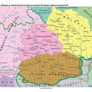 Harti istorice