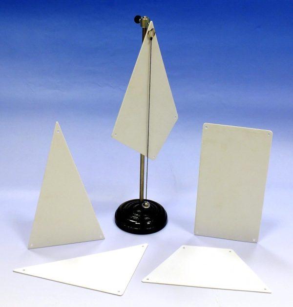 Set pentru determinarea centrului de greutate 1