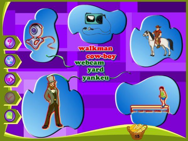 Abecedar Interactiv - Lectii multimedia pentru clasa I - partea 2 9