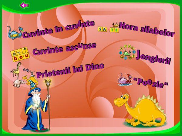 Portofoliul elevului - Limba Romana si Educatie Plastica 3
