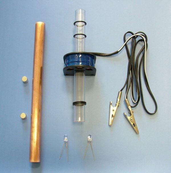 Set pentru demonstrarea inductiei magnetice 1