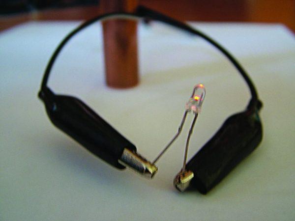 Set pentru demonstrarea inductiei magnetice 3