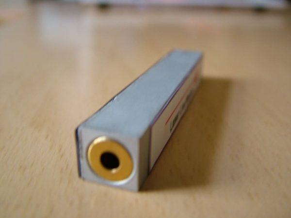 Banc optic cu laser 6