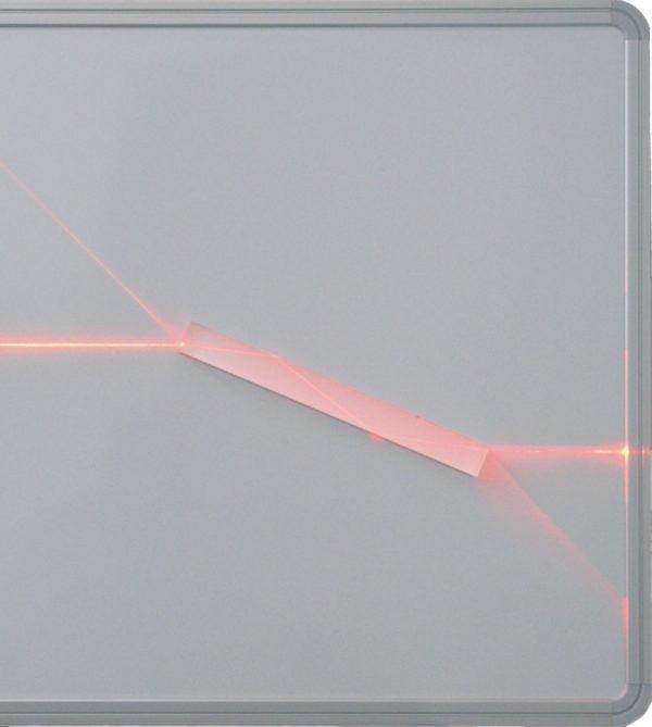 Banc optic cu laser 3