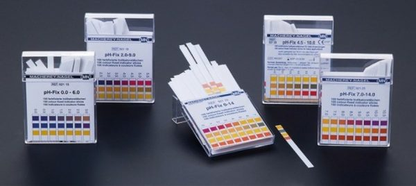Benzi test pentru determinarea pH-ului 1