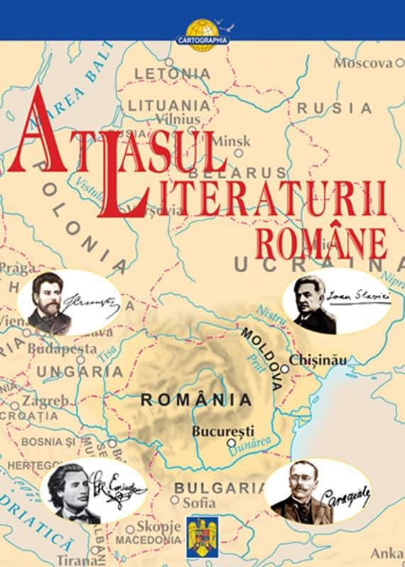 Atlasul literaturii romane 1