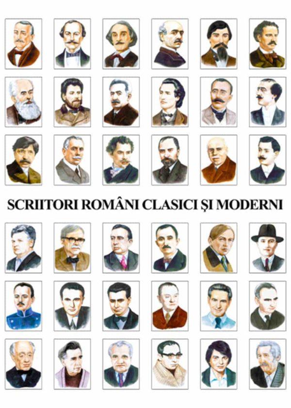 Scriitori romani clasici si moderni 1