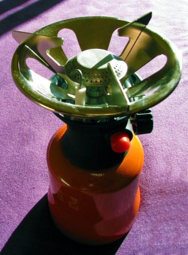 Arzator cu gaz pentru laborator 1
