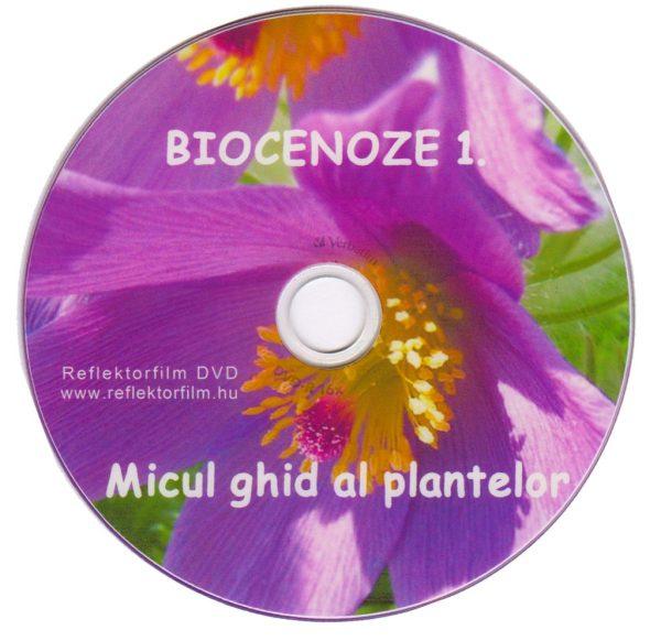 BIOCENOZE 1. Micul ghid al plantelor 3