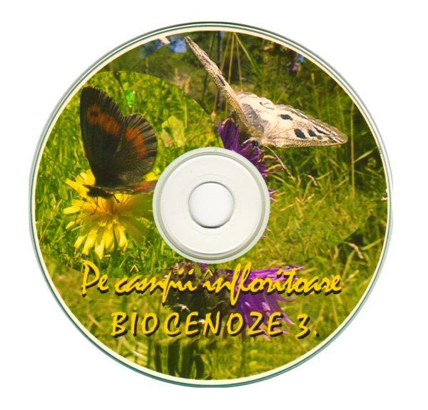 BIOCENOZE 3. Pe campii infloritoare 3