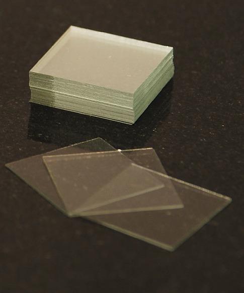 Set 100 lamele pentru microscop 2