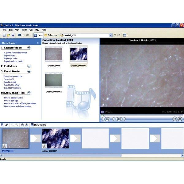 Microscop digital si lupa vizor pentru studierea insectelor 6