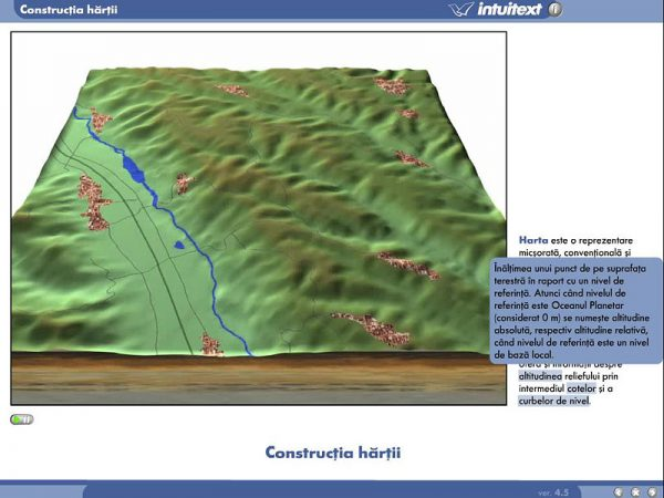 Pachet Geografie Liceu 11