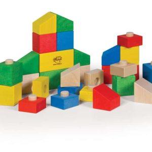 Jucarii din lemn pentru constructii