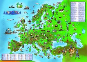 Europa a sokszinu kulturak bolcsoje
