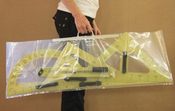 Set instrumente Magnetice pentru tabla LINEX 14