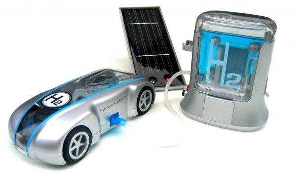 Masina cu pila de combustie H-Racer 1