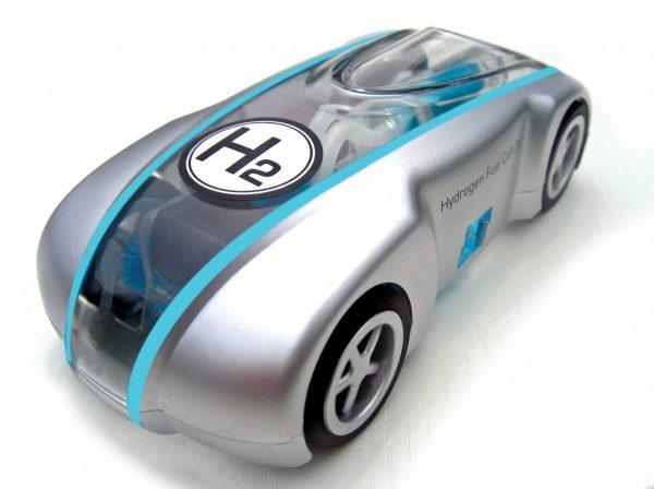 Masina cu pila de combustie H-Racer 2