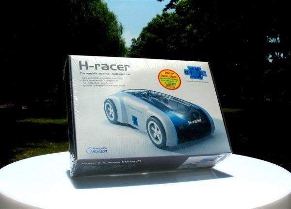 Masina cu pila de combustie H-Racer 6