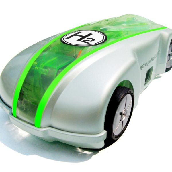 Masina cu pila de combustie H-Racer 2.0 5