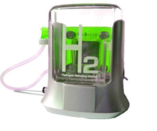 Masina cu pila de combustie H-Racer 2.0 7
