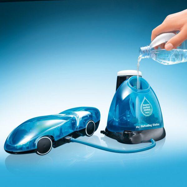 i-H2Go – masinuta teleghidata pe baza de hidrogen 1
