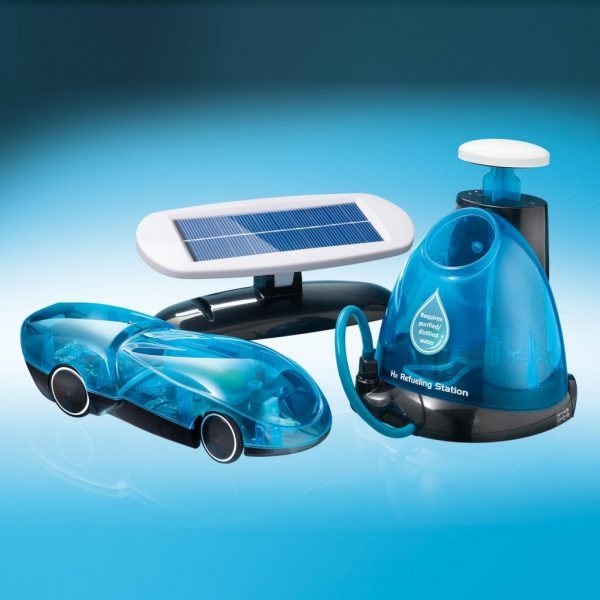 i-H2Go – masinuta teleghidata pe baza de hidrogen 2