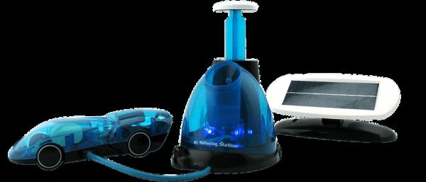 i-H2Go – masinuta teleghidata pe baza de hidrogen 5