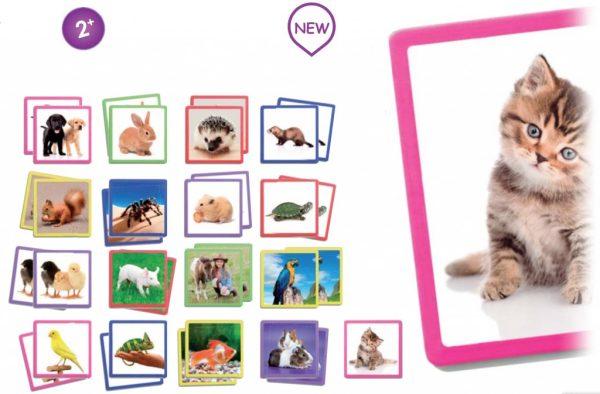 Animale - Jocul memoriei 3