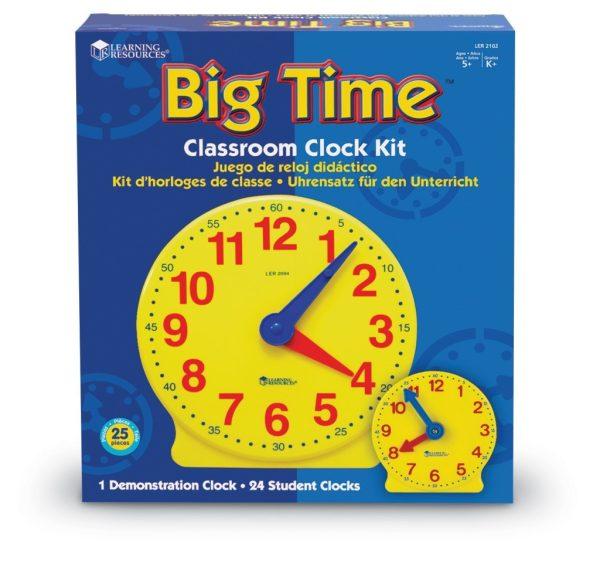 Set ceasuri pentru clasa 5