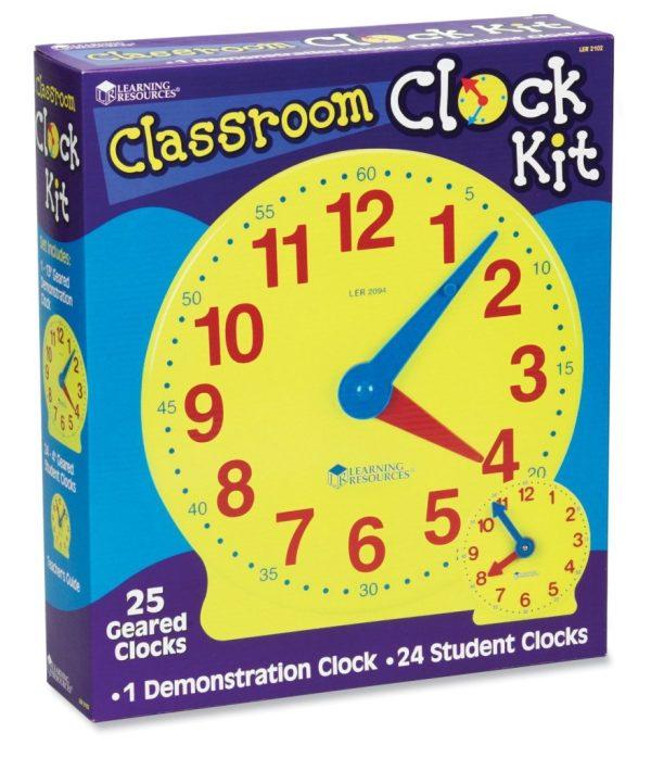 Set ceasuri pentru clasa 4