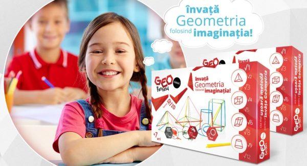 GeoFantasy - Cea mai usoara metoda de a invata Geometria! 2