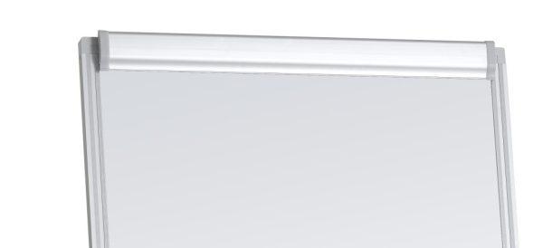 Flipchart magnetic mobil cu role 2
