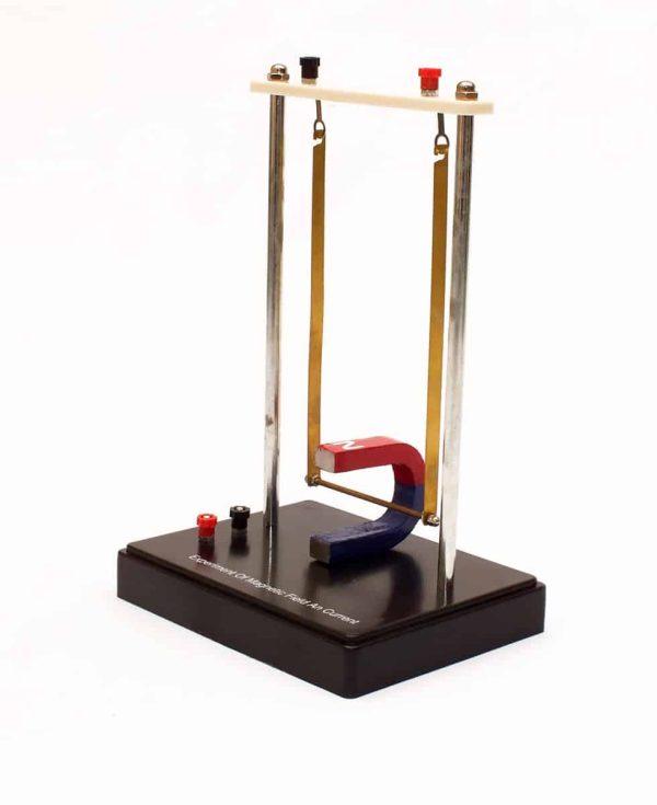Efectul magnetic al curentului electric 2