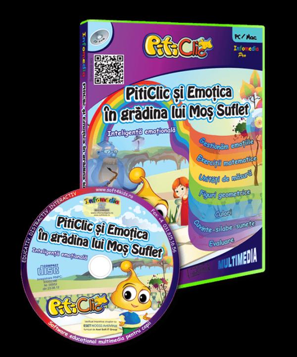 PitiClic si Emotica in gradina lui Mos Suflet 1