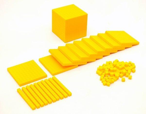 Decimetru cub demontabil 1